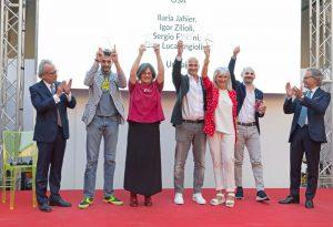 """Premio mondiale di design """"Compasso d'oro"""" alla caldaia Osa dell'Unical di Caorso"""