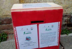 Lettere contro il bullismo, la cassetta rossa arriva anche a Spazio 4.0