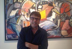 Da Striscia la Notizia allo spazio di Biffi Arte: le tele di Dario Ballantini