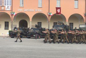Festa per l'Arma del Genio: sfilata in piazza Cavalli e celebrazione alla Nicolai
