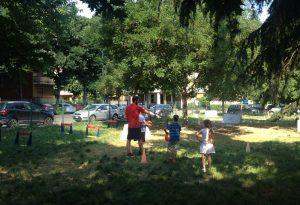 "Far conoscere ai bambini i vari sport: tornano i ""Giardini Sportivi"""