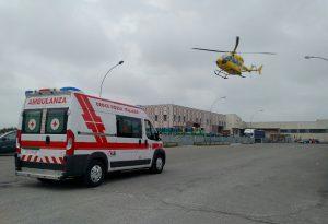 Grave infortunio sul lavoro a Gragnano, seriamente ferito un 66enne