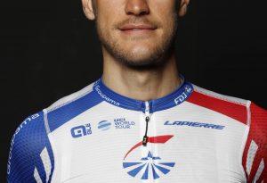 Il ciclista piacentino Jacopo Guarnieri correrà al Tour de France