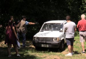 Omicidio al Parco della Galleana, ma si tratta di un film: al via le riprese
