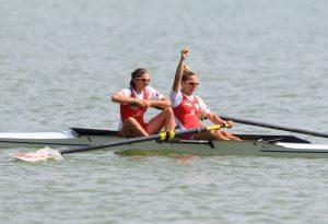 Bronzo tricolore per le atlete della Vittorino Maria Sole Perugino e Chiara Esposti