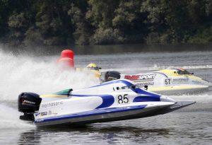 Spettacolo a San Nazzaro: le foto del Gran Premio motonautico