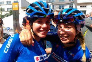 Ciclismo: Silvia Zanardi e Sofia Collinelli in evidenza agli Europei su strada Juniores