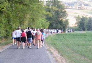 """Correre in Libertà: domenica la """"Camminata sulle colline di Vigolo"""""""