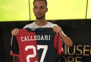 Il talento di origini piacentine Callegari è stato presentato dal Genoa