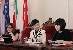 Gemellaggio tra Piacenza e il distretto di Jiangebei: firmato l'accordo