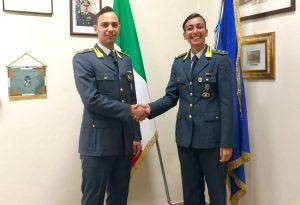 Guardia di Finanza, al Nucleo operativo arriva il tenente Fabiana Minardi