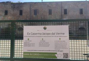 Ex caserma Dal Verme, pubblicato il bando di valorizzazione