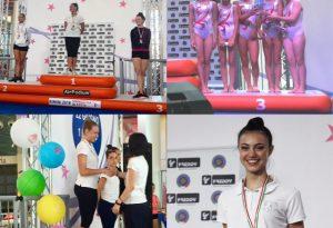 Edilcoop QT8, risultati super ai campionati nazionali. Letizia Mantovani conquista l'oro al nastro