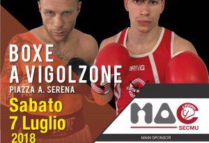 Boxe a Vigolzone: stasera torna l'appuntamento in piazza Serena