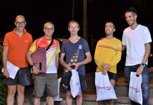 Campionato di trail: a Carpaneto dominano Davide Morellini e Aurora Maria Flentea