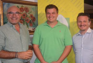 Terranostra: Federico Moschini eletto presidente provinciale: ha 31 anni