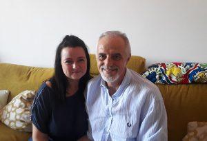 """Salvato dopo l'arresto cardiaco: """"Grazie a un angelo e al defibrillatore"""""""