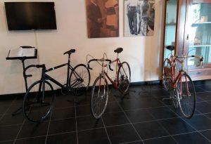 Ladri al museo del Velodromo Pavesi: portata via una bici dal valore storico