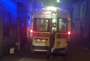 Auto ribaltata nella notte, quattro feriti gravi a Fiorenzuola