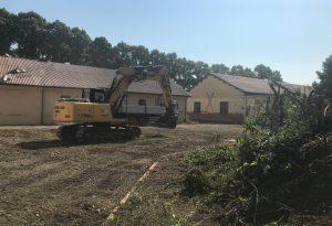 Nuove palestre all'ex Laboratorio Pontieri, cantiere pronto a partire. Lavori finiti nell'autunno 2019