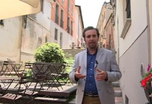 Uno dei simboli della vecchia Piacenza: la seconda puntata è sulla Muntà di Rat
