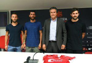Piacenza Calcio: ecco i tre nuovi top player per un campionato al top