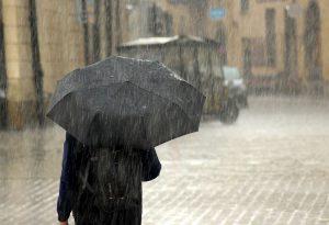 Piogge sparse e clima instabile fino a venerdì: bel tempo nel week end