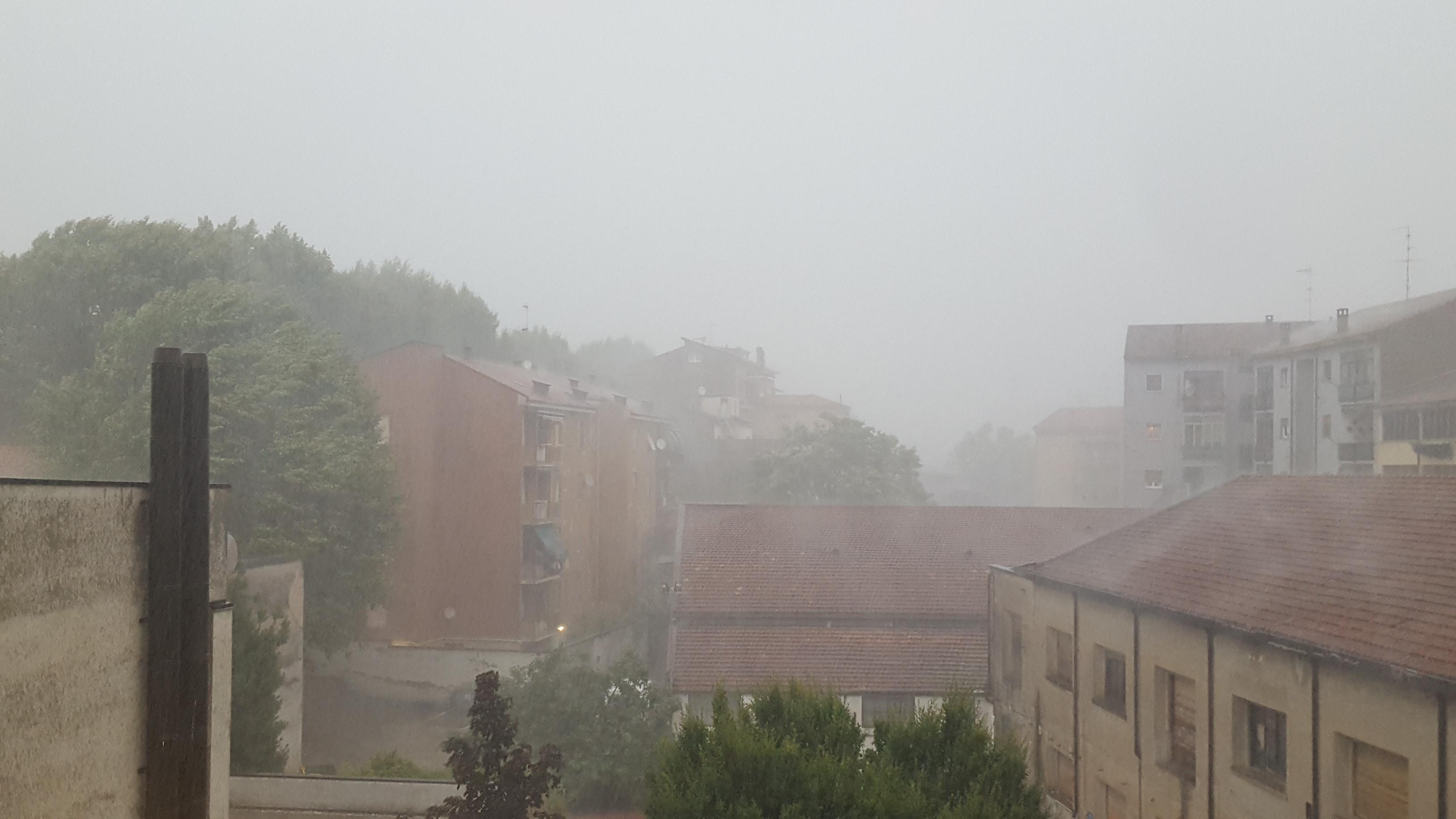 Allerta meteo: maltempo nel weekend con forti temporali