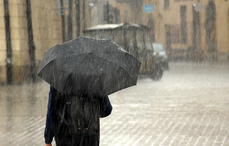 Dopo la tregua degli ultimi giorni, torna la pioggia: allerta meteo di 24 ore