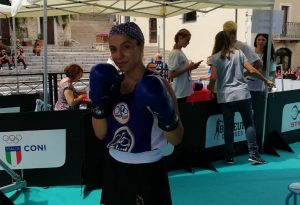 Roberta Bonatti è in semifinale per il Guanto d'Oro: oggi il match