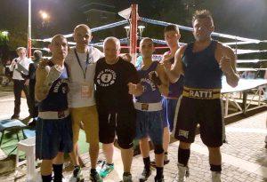 Debutto con vittoria ad Arese per il pugile élite Hitaj Juxhin