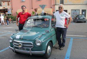 Trofeo Renati, la storia delle auto sulla Bobbio Penice. Vince una Fiat 600