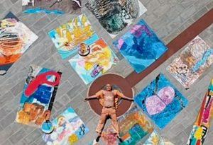 Cerignale, museo a cielo aperto con le opere di Nes Lerpa