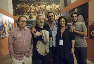 Gianni Amelio mattatore al Bobbio Film Festival nella serata dedicata ai corti. FOTO