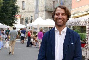 Batte a Pianello il cuore del 34enne parlamentare bolognese Carlo Piastra