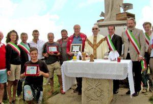 Messa sul Crociglia in ricordo dei caduti, una tradizione da 62 anni