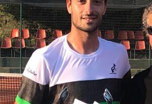 Momento magico per il piacentino Beghi: vittoria all'Open di Chiavari