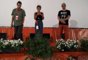 """Al Bobbio Film Festival """"Il cratere"""" di Silvia Luzi e Luca Bellino. Docufilm su Sharon Caroccia"""