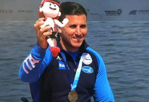 L'argentino di Fiorenzuola Farias campione del mondo del KL1 200 metri