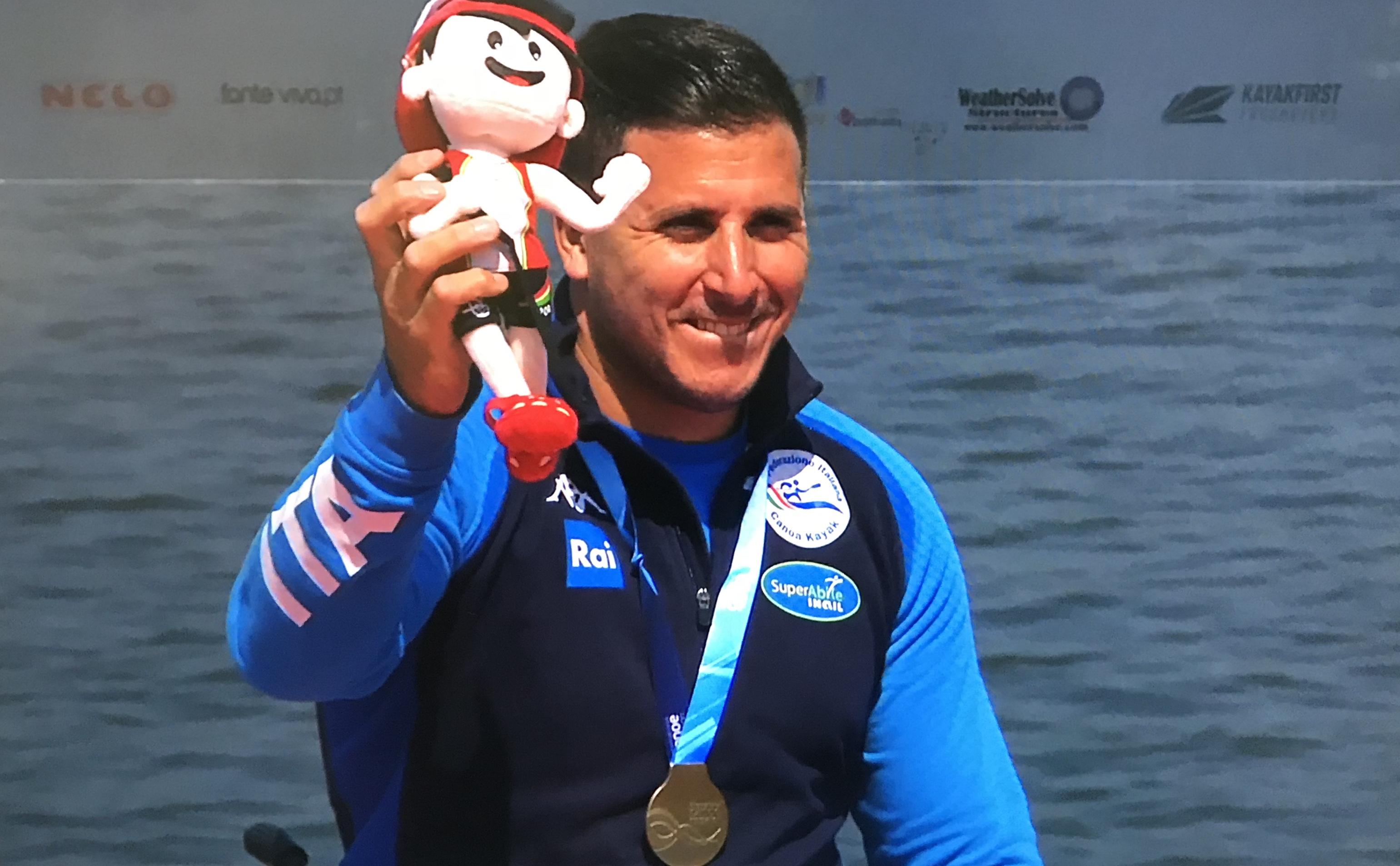 Il campione paralimpico Farias riceverà il premio San Fiorenzo 2018