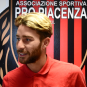 Rossonero ma con il cuore biancoceleste: Milani, laziale nel Pro Piacenza