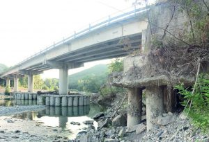 Non solo San Martino: altri ponti dell'Alta Val Trebbia in condizioni critiche