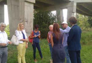 Stato di salute dei ponti piacentini: sopralluogo dei parlamentari leghisti in Val Tidone e Val Trebbia