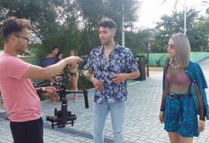 """River Park si trasforma in un set per il videoclip del singolo """"Costa d'Avorio"""""""