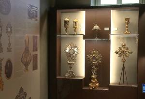 """""""Meraviglie della Cattedrale"""", ecco la Sala dei tesori"""