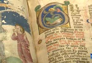 """Il Codice 65 nell'ultima puntata di """"Meraviglie della cattedrale"""""""