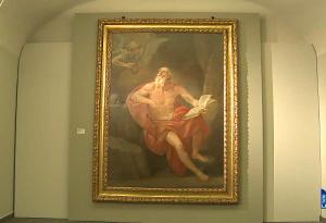 """La seconda sala del percorso museale nella puntata di """"Meraviglie della Cattedrale"""""""