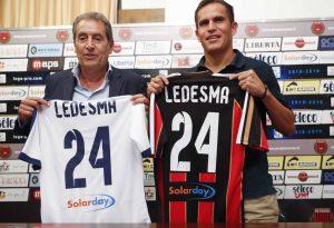 """Cristian Ledesma al Pro: """"Ho sposato il progetto di questa società"""". FOTO"""