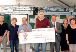 Festa dell'asino, 2mila euro per la Casa di Iris. Stasera il gran finale