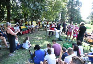 Alla Bellotta di Pontenure il raduno di giovani disabili da tutta Europa